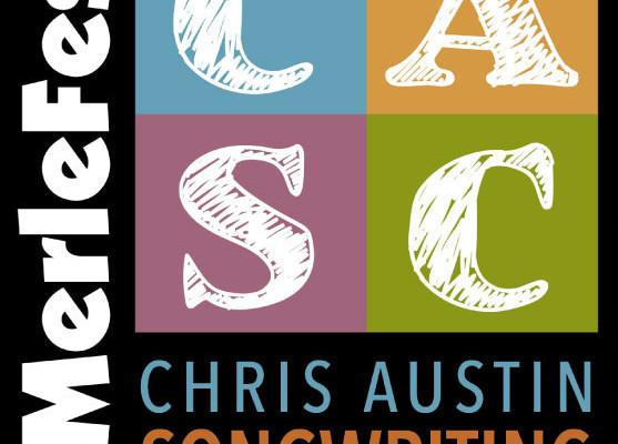 merlefest chris austin songwriting contest logo