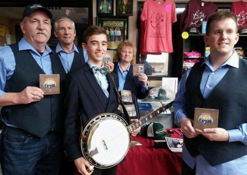 Garrett Newton Band CD release party