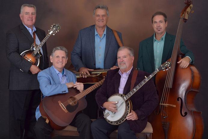 Pinecastle Artists Gentlemen of Bluegrass